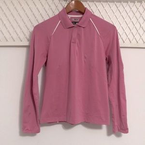 ADIDAS Climacool Long Sleeve Lightweight Top Pink